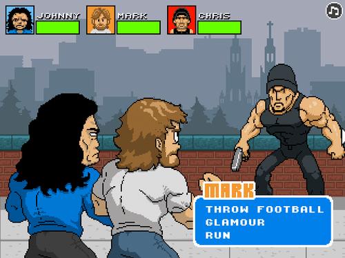"""""""The Room"""" cieszy się taką popularnością, że stworzono nawet grę komputerową inspirowaną dramatem Johnny'ego. Źródło: i0.kym-cdn.com"""