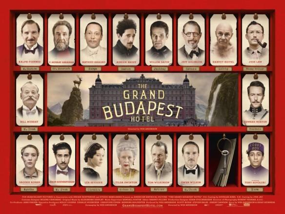 [iheartthetalkies.com] | Wielki Budapeszt. Wielka Obsada.