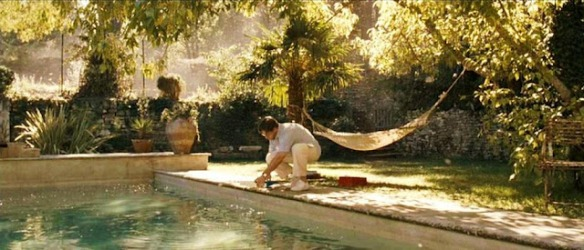 Provencal villa,Chateau La Canorgue,villa in Good Year movie (12)