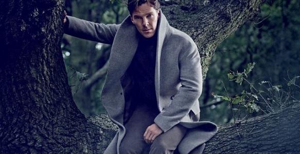 źr. geeksnack.com | Cumberbatch czycha w Parku Jordana.