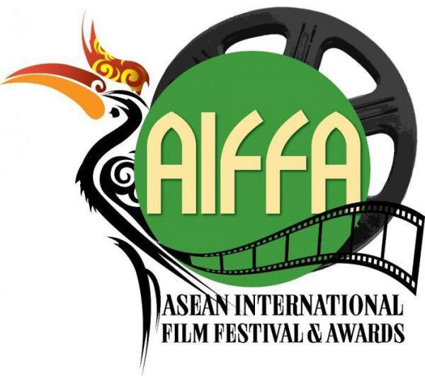 Oficjalne logo AIFFA 2015.