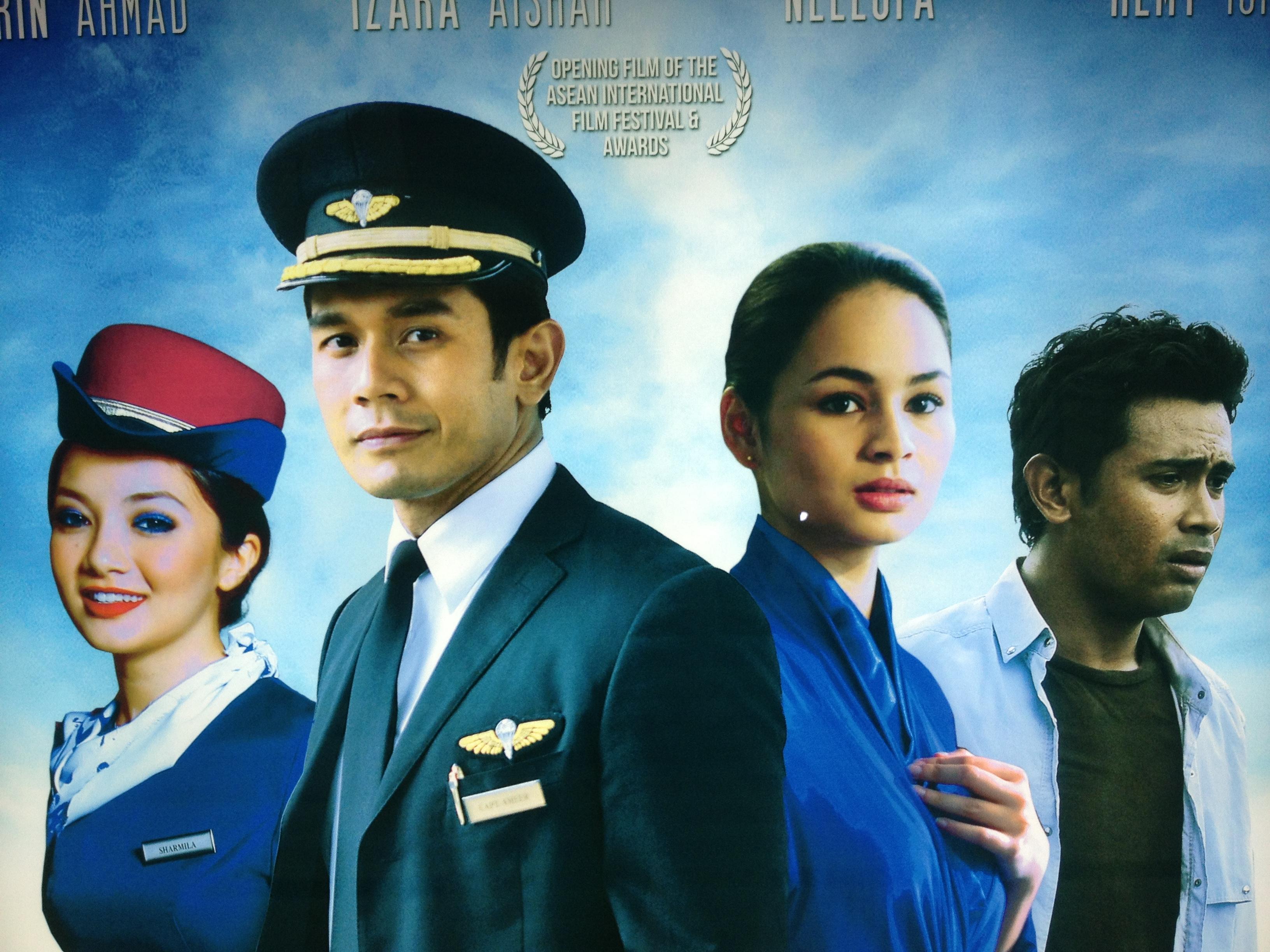 """Plakat """"Pilot Cafe"""". Za: Współautor"""