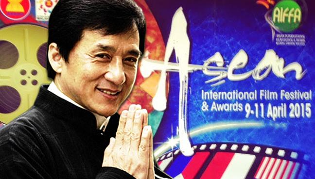 Jackie Chan, karate mistrz! Za: www.freemalaysiatoday.com